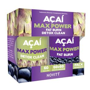 Açaí Max Power - Novity