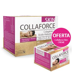 Collaforce Skin - 30 saquetas + creme OFERTA
