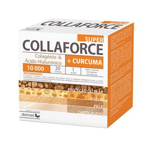 Collaforce Super + Curcuma - 20 saquetas Dietmed