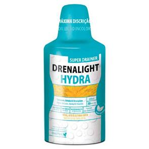 Drenalight Hydra 600ml - Super Drenante - DietMed