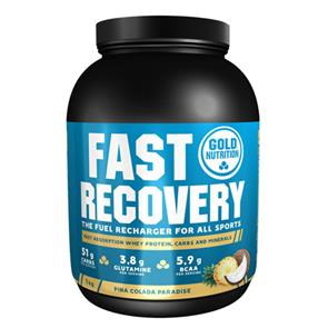 Fast Recovery Drink PinaColada 1Kg GoldNutrition