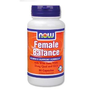 Female Balance - NOW