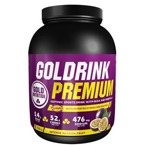 Goldrink Premium Maracujá 750g GoldNutrition