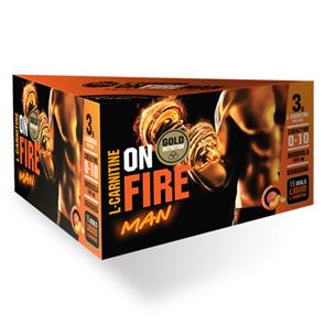 L-Carnitina OnFire Man GoldNutrition