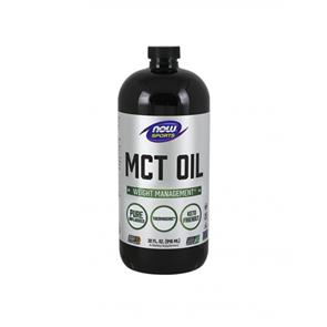 MCT (Medium Chain Triglycerides) 100 pct OIL - Now Sports