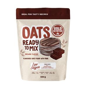 Oats Ready to Mix GoldNutrition - Brownie