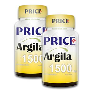 Pack 2 Argila - Price