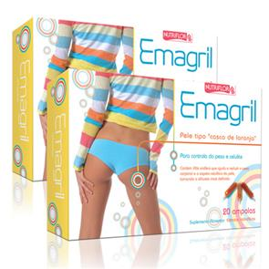 Pack 2 Emagril Ampolas