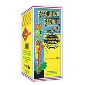 Resolutivo Regium C/ Quebra Pedra 600ml - Dietmed