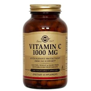 Vitamina C 1000 Mg - Solgar